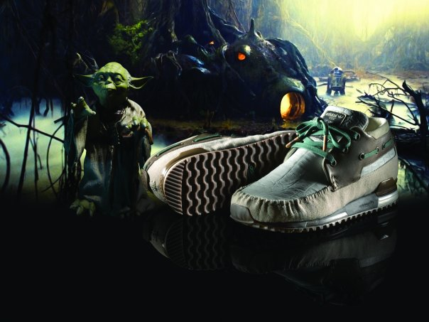 Adidas Yoda ZX 700 Boat Shoes