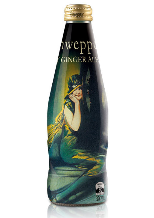 Schweppes Limited Edition Ginger Ale