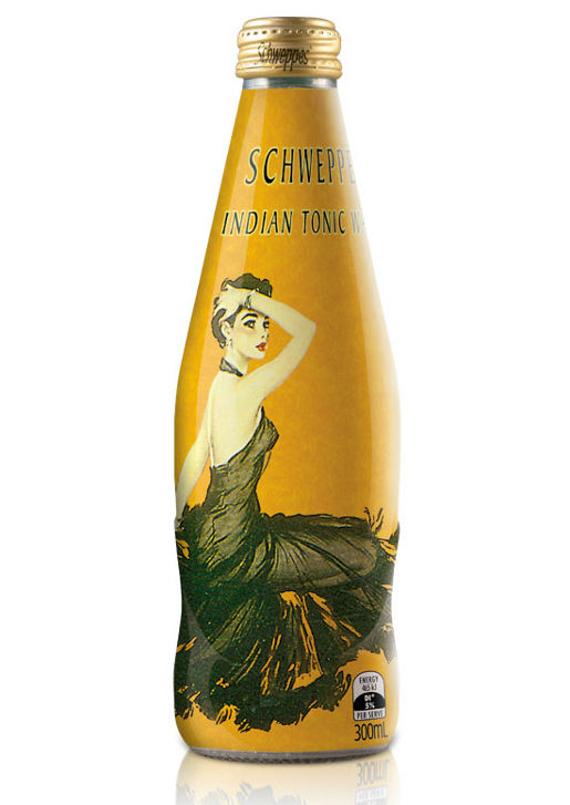Schweppes Limited Edition Tonic Water