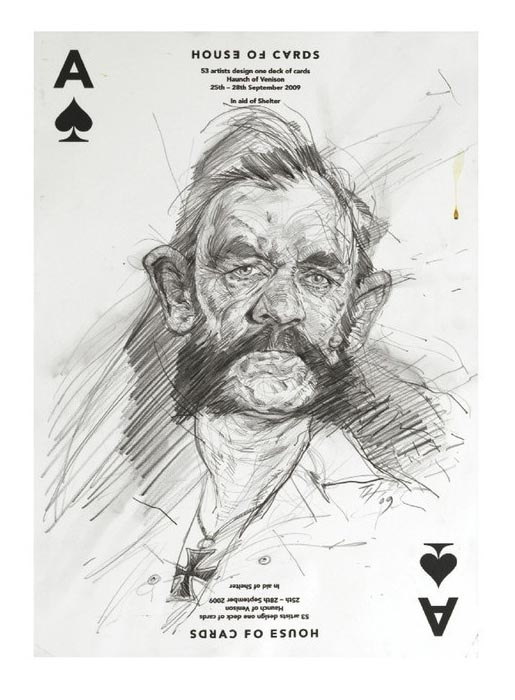 House of Cards Ace of Spades