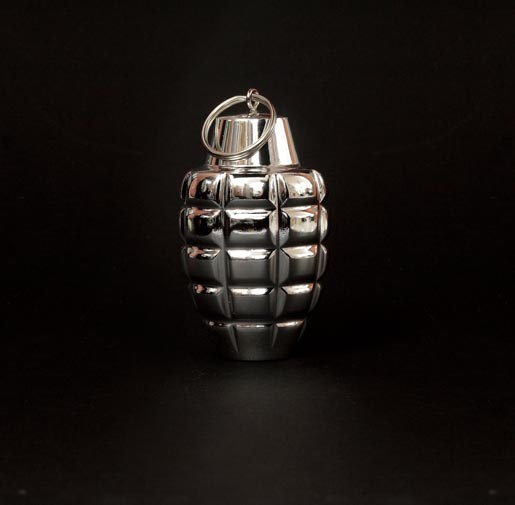 Grenade Christmas Decorations