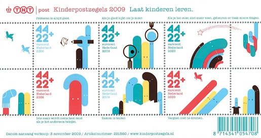 Kinderpostzegel Stamps