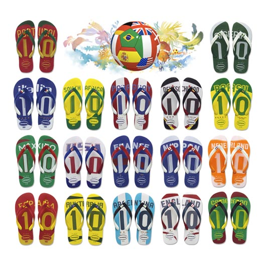Havaianas FIFA World Cup Sandals