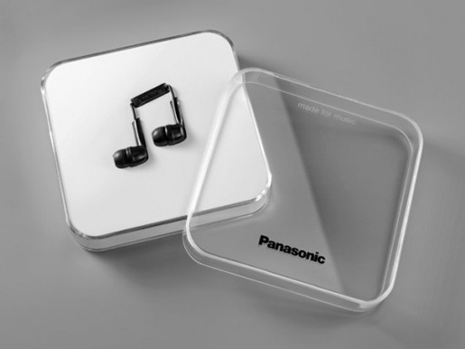 Panasonic Note Earphones