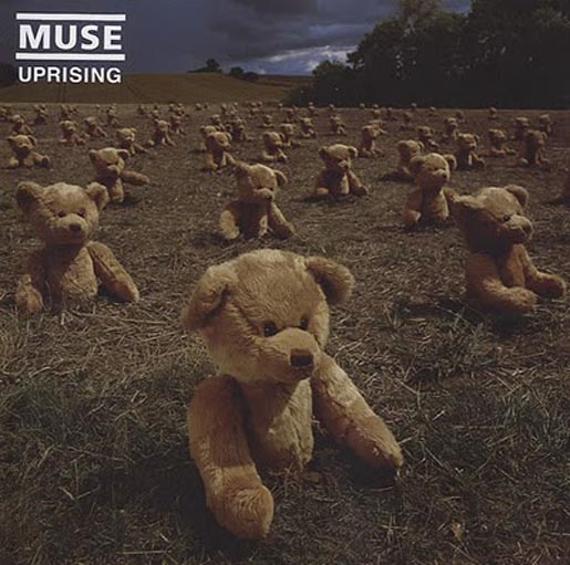 Muse Uprising Bears