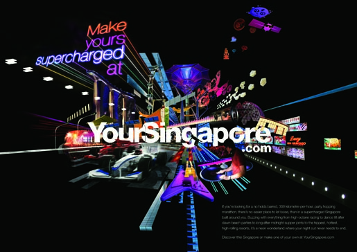 Your Singapore.com High Energy Logo