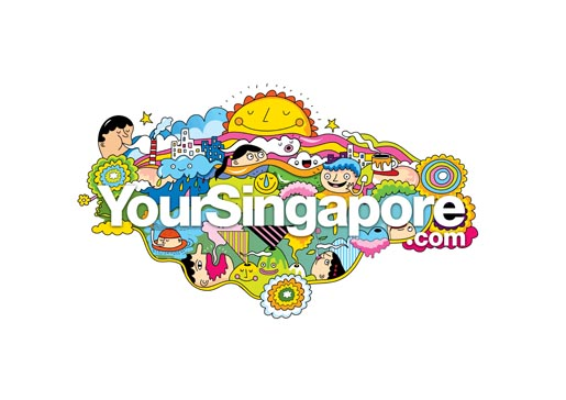 Your Singapore.com Playful Logo