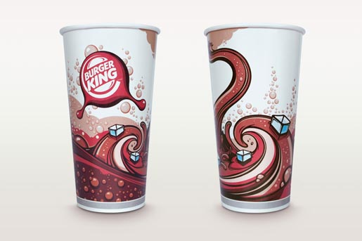 Burger King Soda