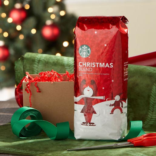 Starbucks Holiday Coffee The Inspiration Room