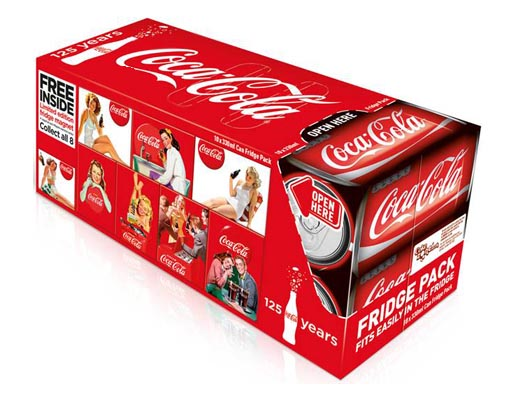 Coca Cola Fridge Magnets