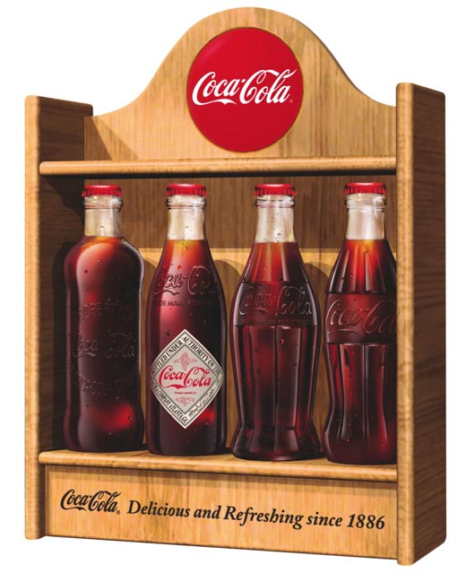 Coca Cola Collectors Pack