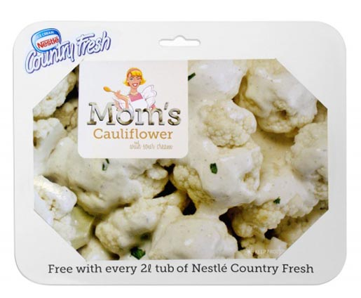 Mom's Cauliflower