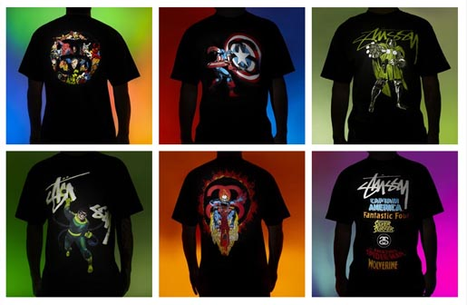 Stussy And Marvel The Ultimate Teamup The Inspiration Room