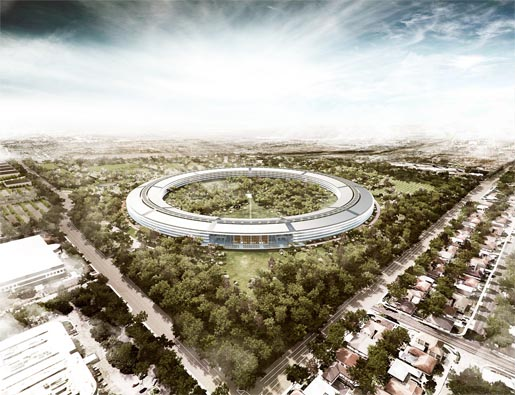 Apple City Rendering