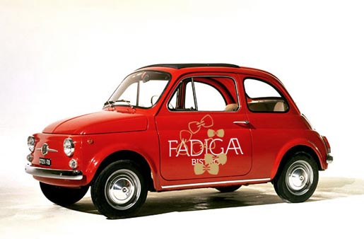 Fadiga Bistrot Design Car