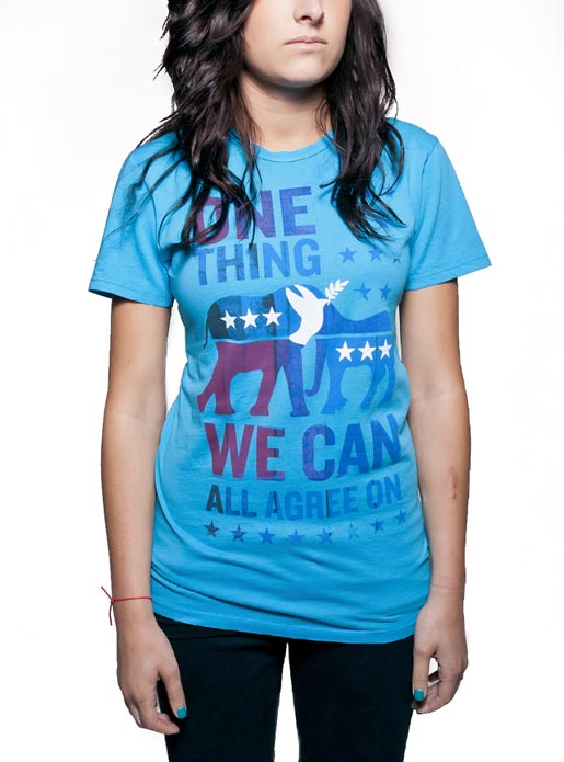 KONY 2012 Agree On T-shirt