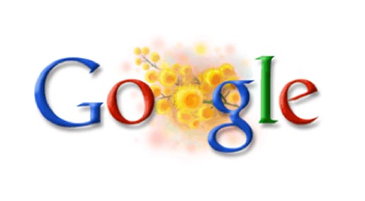 Google International Womens Day Doodle 2009