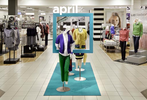 JCPenney April 2012 Store Center