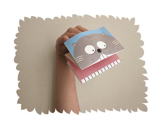 Planet Kids Hand Puppet Invite