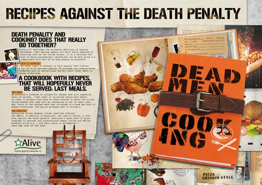 Recipes Against The Death Penalty