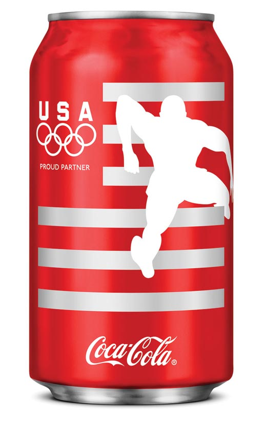 Coca Cola London Olympics Hurdles can
