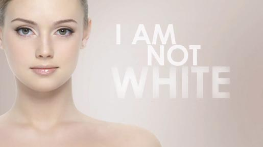 Pantone I am not white