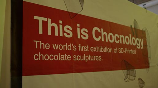 Android KitKat Chocnology Exhibition