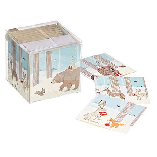 John Lewis The Bear and the Hare Cards