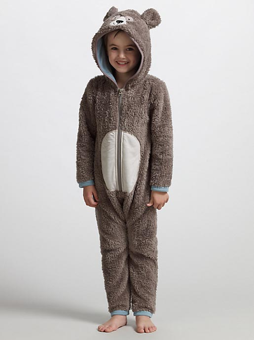 John Lewis The Bear Onesie
