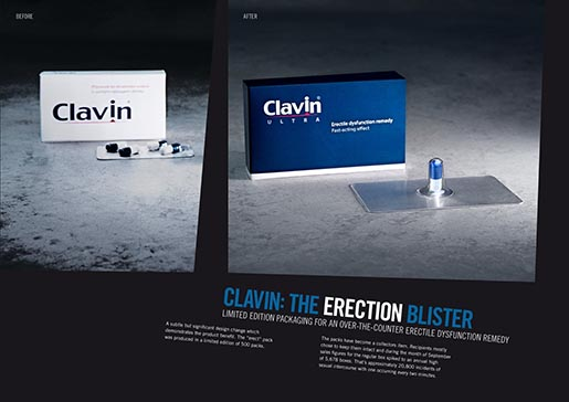 The Clavin Erection Blister