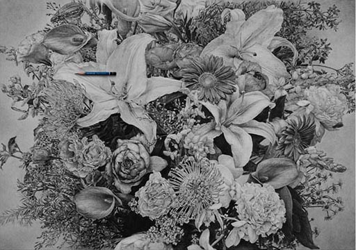 Staedtler Ultimate Pencil Flowers
