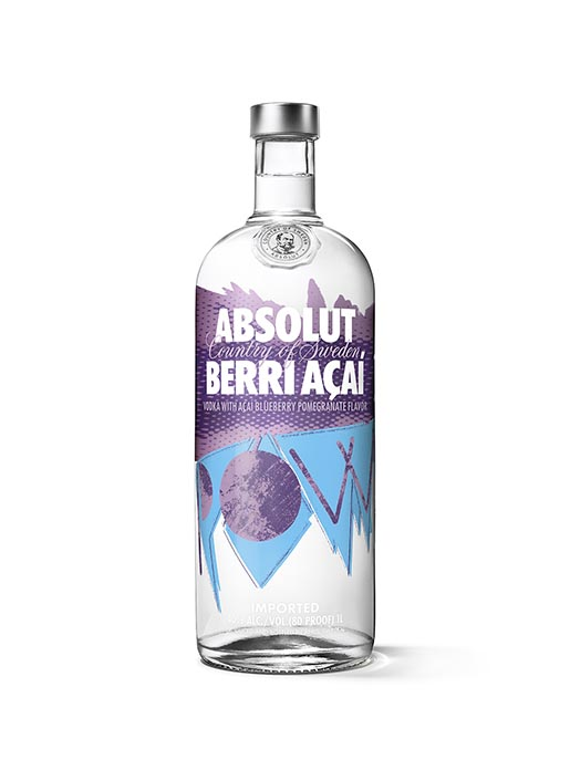 Absolut Vodka Raspberri White