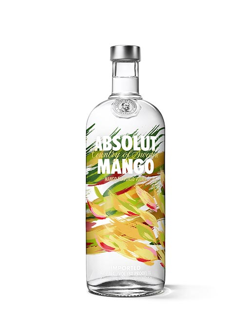 Absolut Vodka mango White