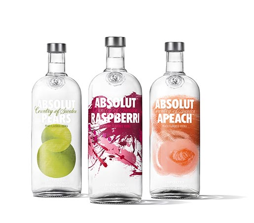 Absolut Vodka Redesign Group