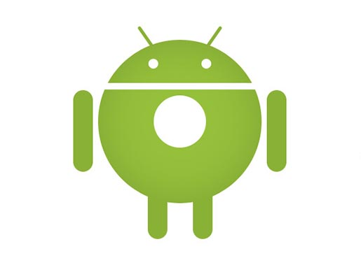 Android Logo: Android Cupcake To KitKat