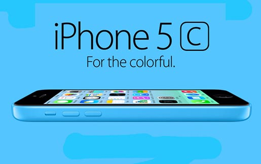 iPhone 5C For The Colorful
