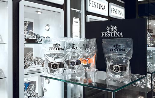 Festina Engineered for Water