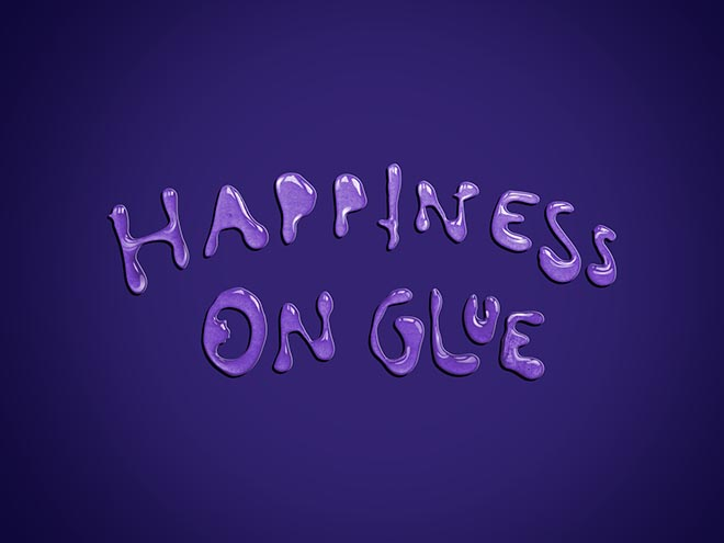 Happiness on Glue Exercise