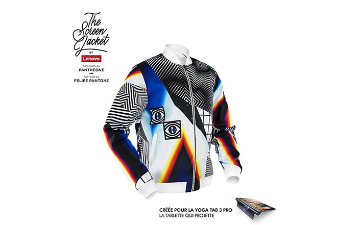 Lenovo Screen Jacket by Felipe Pantone