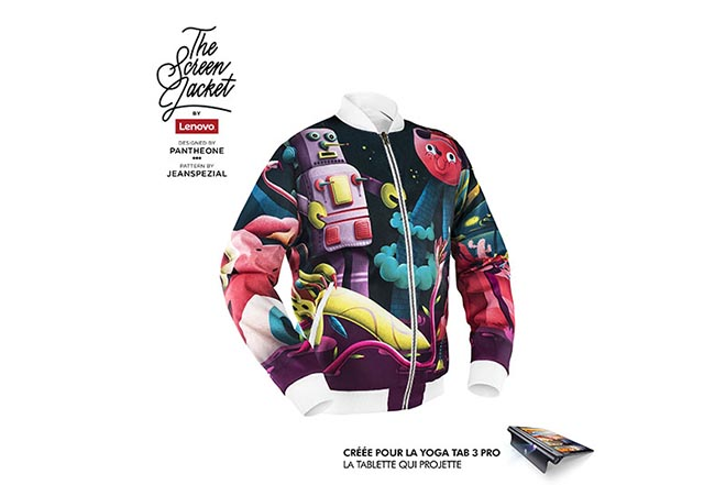 Lenovo Screen Jacket by Jeanspezial