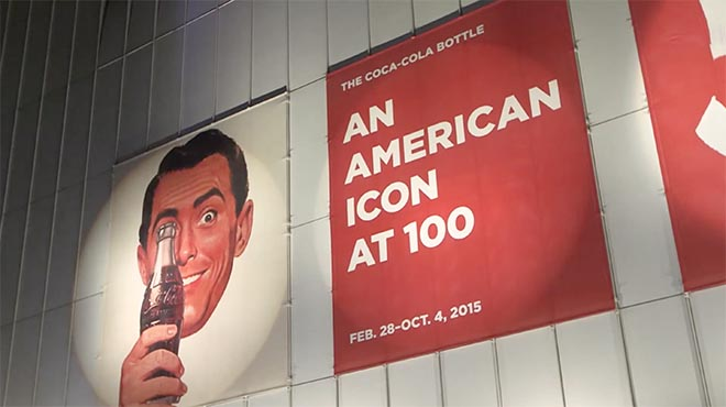 Coca Cola American Icon at 100