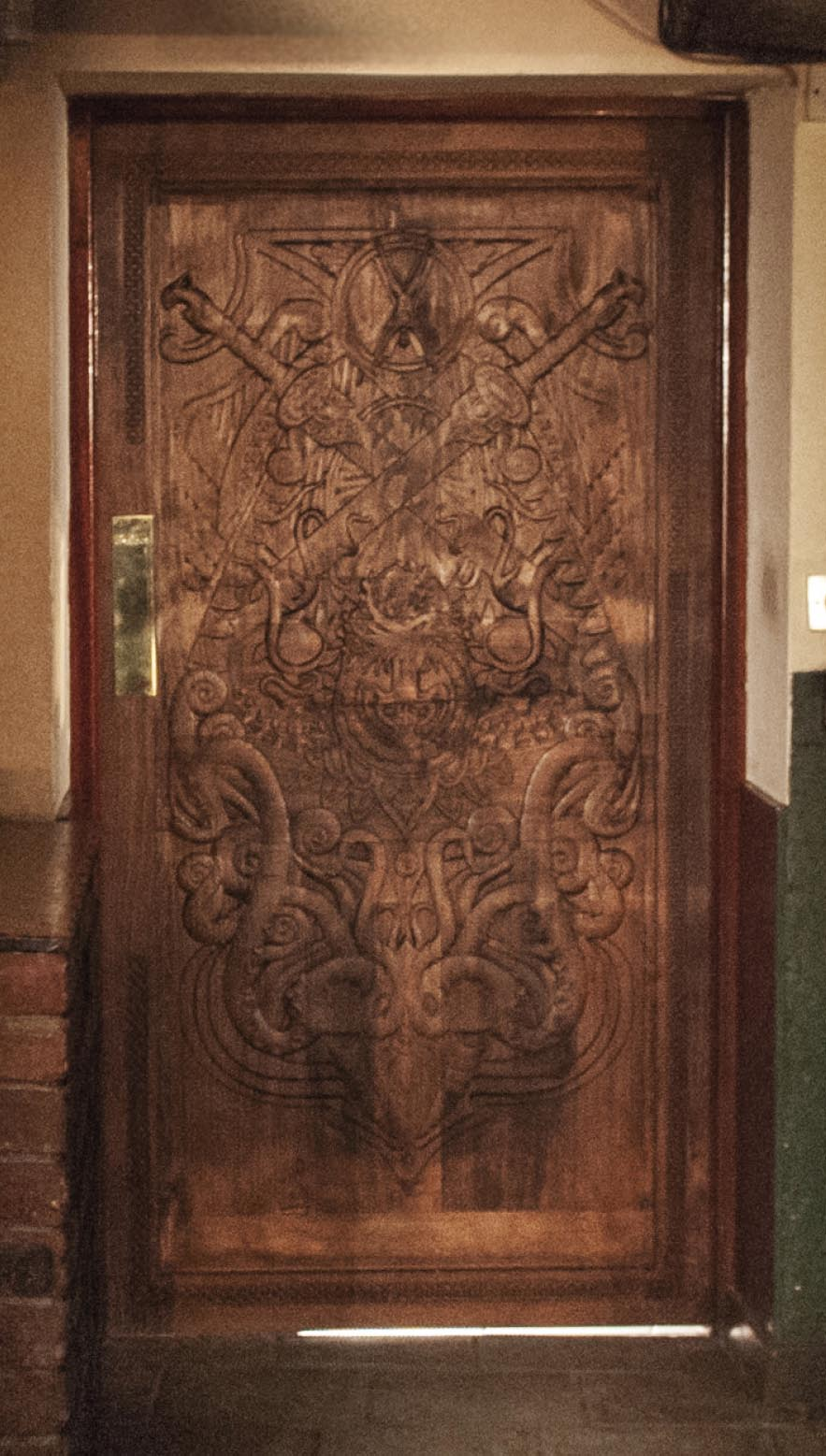 Doors of Thrones 2 Fiddlers Green Portaferry