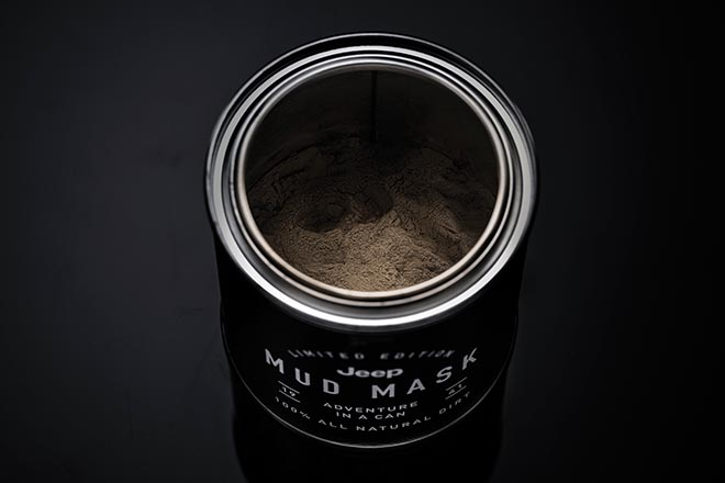 Jeep Mud Mask Open can