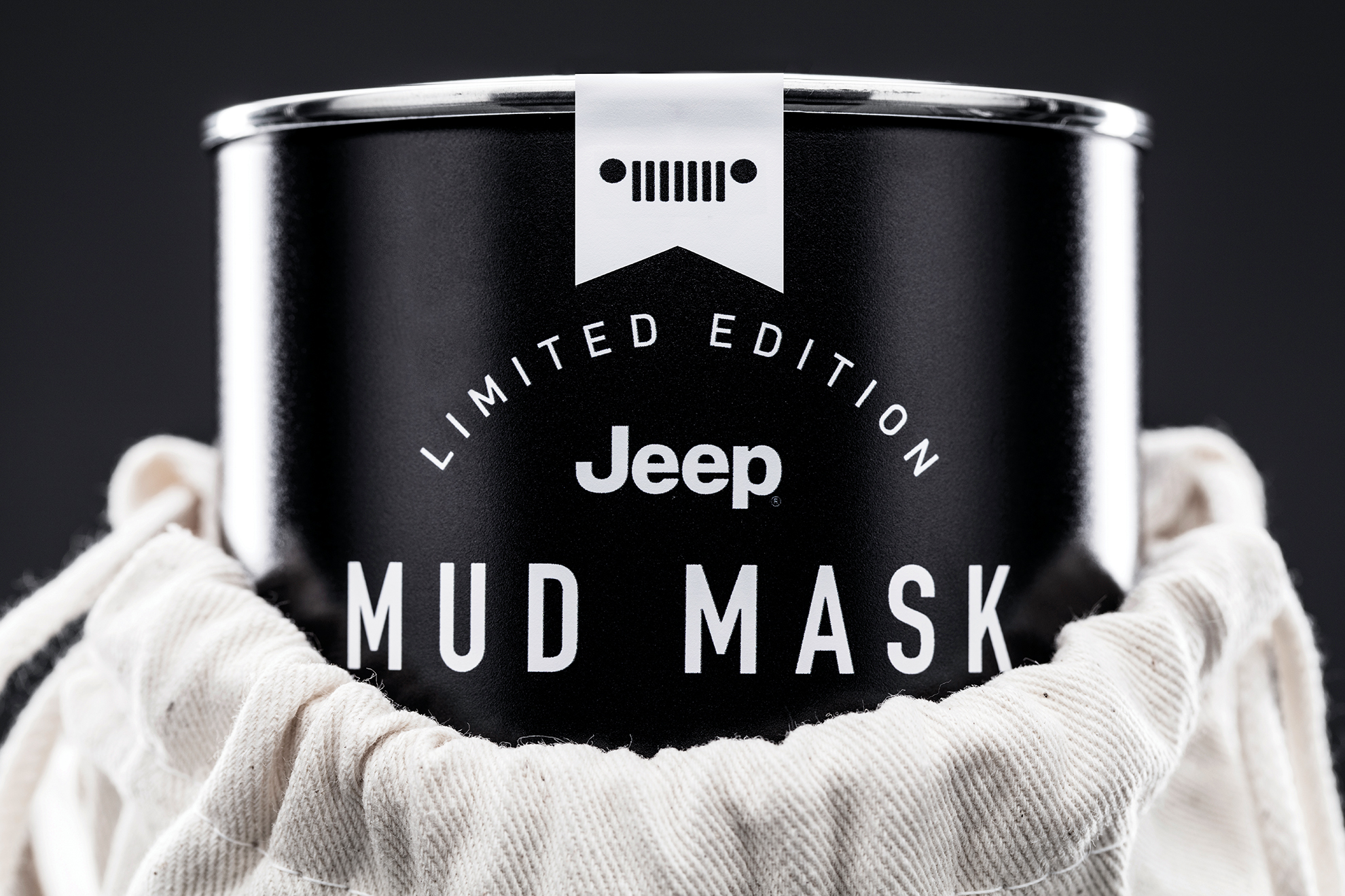 jeep mud mask the inspiration room. Black Bedroom Furniture Sets. Home Design Ideas