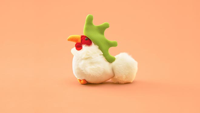 Second Life Toys - Chicken