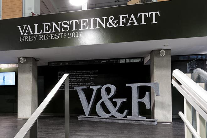 Valenstein & Fatt Entrance