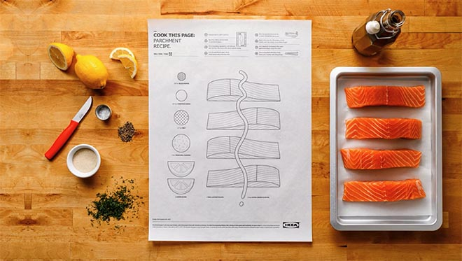 IKEA Cook this Page - Salmon
