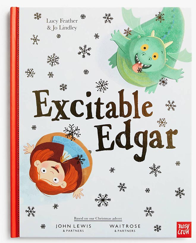 Excitable Edgar book