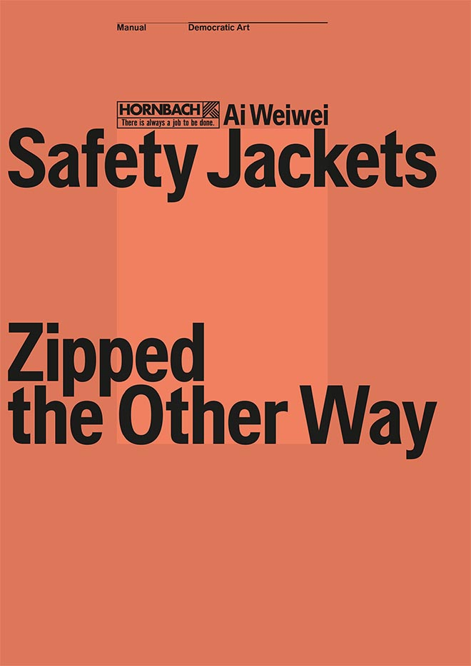Hornbach Safety Jackets Zipped the Other Way manual