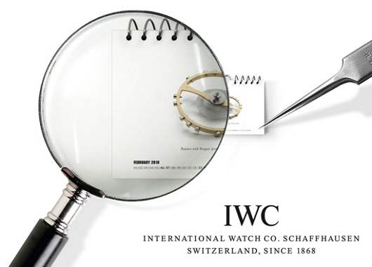 IWC Magnifying Glass